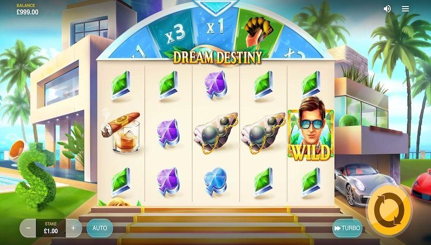 Dream Destiny Slot Review