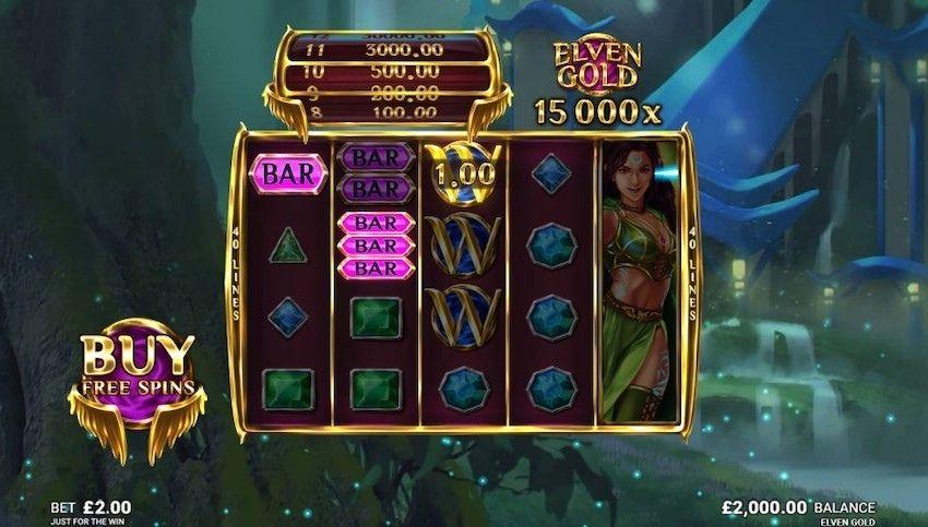 Elven Gold Slot Review