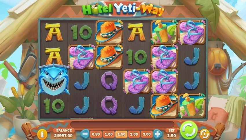 Hotel Yeti-Way Slot Review
