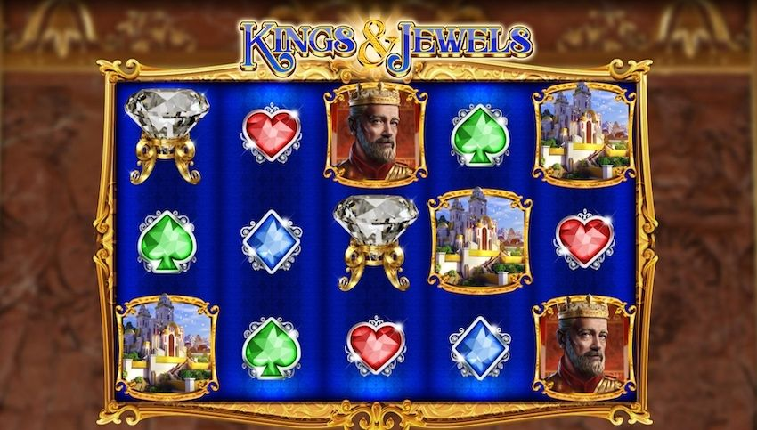 Kings And Jewels Slot Review