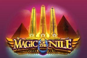 Magic of Nile Logo
