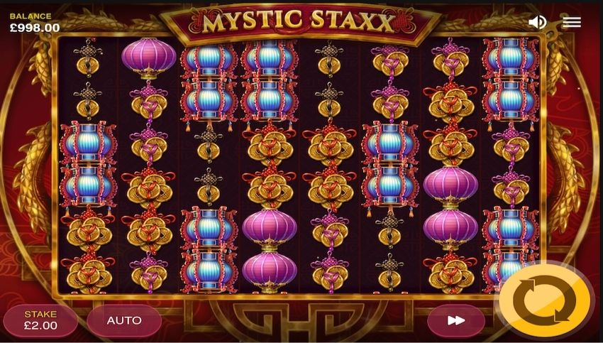 Mystic Staxx Slot Review