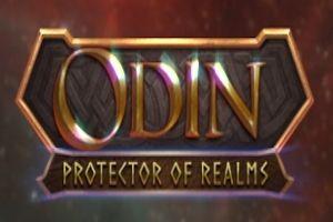 Odin Protector of Realms Logo