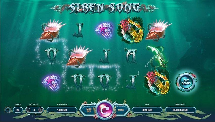 Siren Song Slot Review
