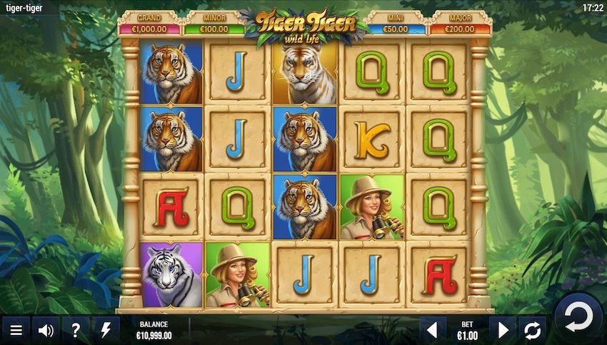 Tiger Tiger Slot Review