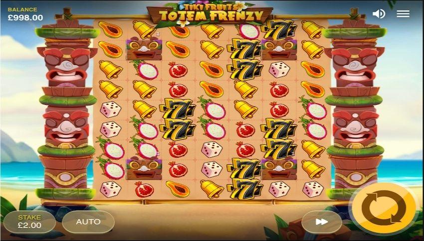 Tiki Fruits Totem Frenzy Slot Review