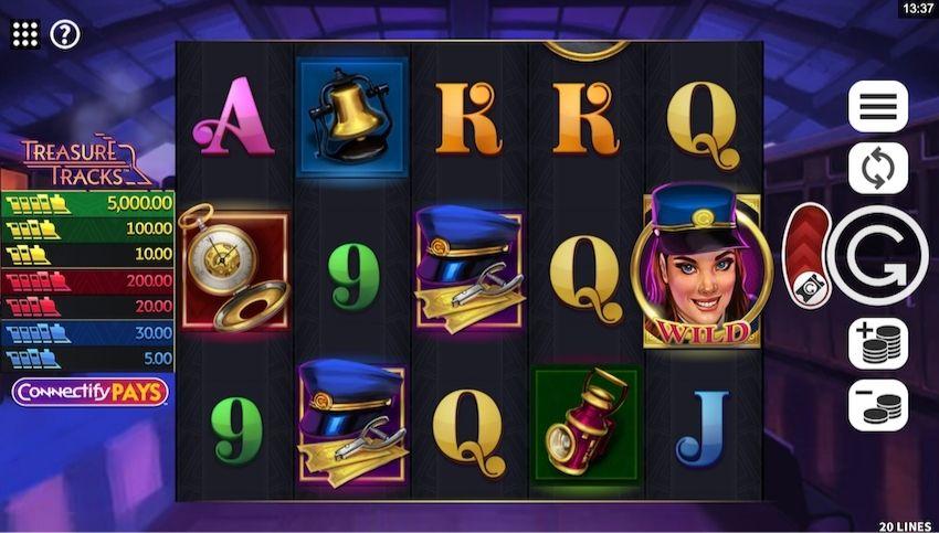 Treasure Track Slot Review