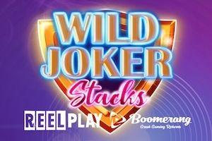 Wild Joker Stacks Logo