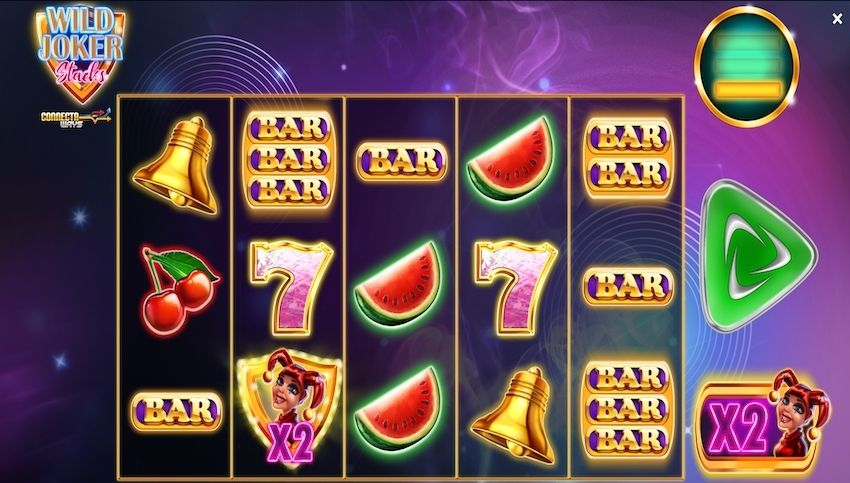 Wild Joker Stacks Slot Review