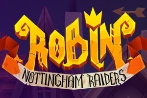 robin nottingham raiders logo