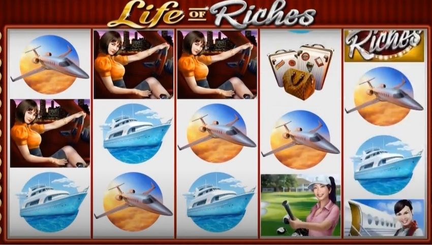 Life of Riches Slot Review