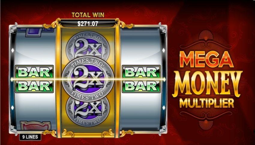 Mega Money Multiplier Slot Review