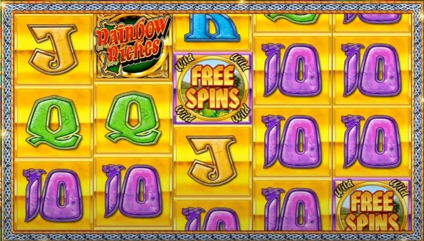 Rainbow Riches Pick'n Mix Slot Review