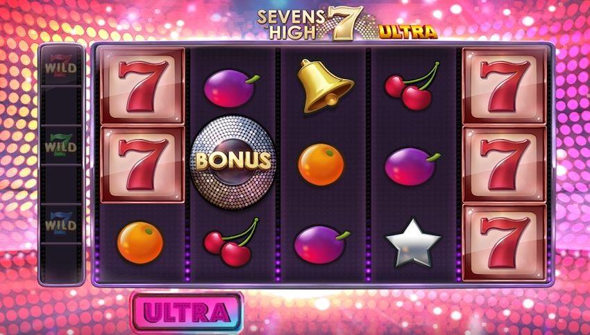 Sevens High Ultra Slot Review