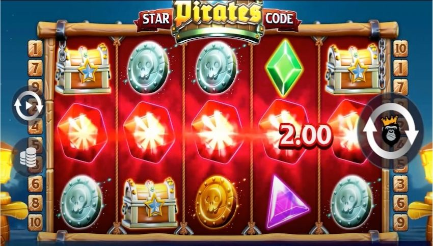 Star Pirates Code Slot Review