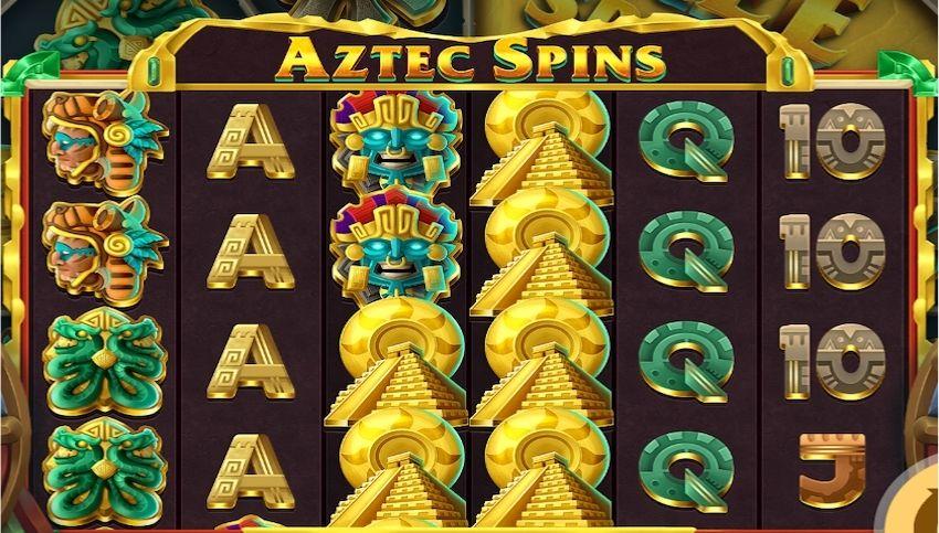 Aztec Spins Slot Review