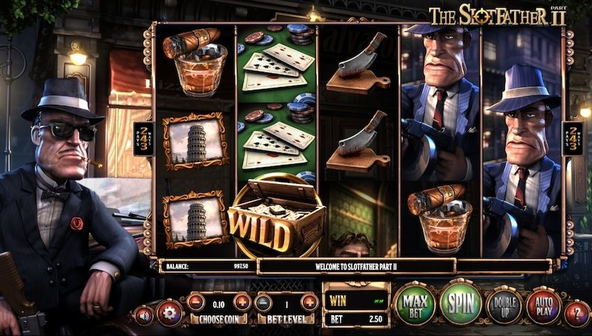 The Slotfather II Slot Review
