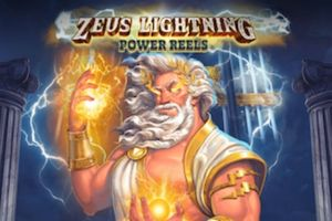 Zeus Lightning Logo